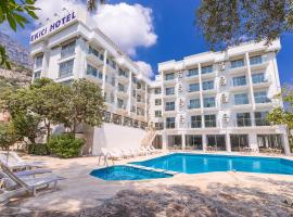 Ekici Hotel, отель в Каше