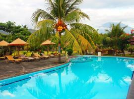 Hotel Uyah Amed Spa Resort, holiday park in Amed