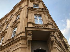 ApatrHostel with good view, apartmán v destinaci Brno