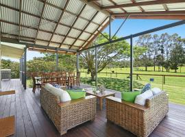 Curra Homestead Maleny, hotel in Maleny