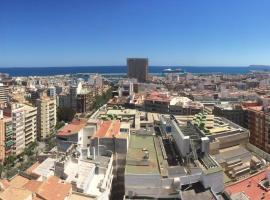 Suite Sun And Sea, apartment in Alicante