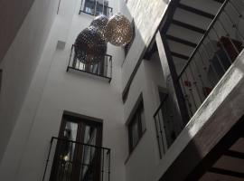 La Casa Del Pintor, self-catering accommodation in Málaga