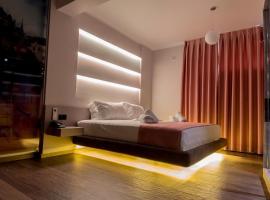 Hotel Pandora Residence, hotel en Tirana
