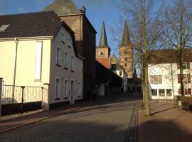 Bed and Breakfast am Meerturm, boutique hotel in Xanten