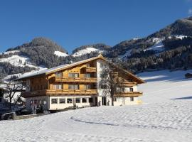 Hotel Edelweiss, hotel in Itter