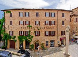 Albergo Il Marzocco, hotel in Montepulciano
