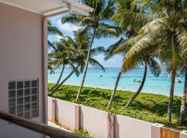 Shanaz Beachside Retreat, hotel in Anse Royale