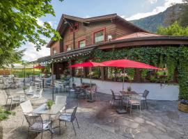 Gasthof Restaurant Waldcafé, homestay in Mayrhofen