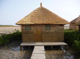 Cap Marniane, lodge in Mar Lodj