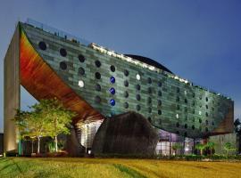 Hotel Unique, отель в городе Сан-Паулу