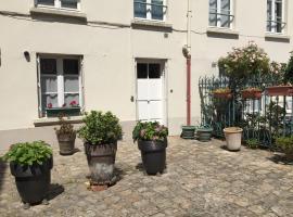 Studio Saint Louis, apartment in Versailles