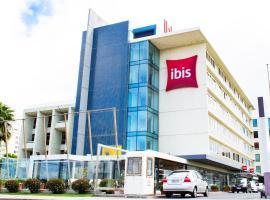 Ibis Montevideo Rambla, hotel en Montevideo