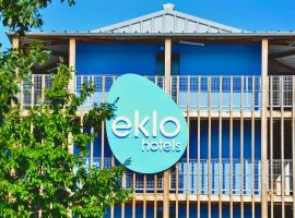 Eklo Hotels Le Havre, hotel in Le Havre