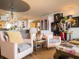 Beach Apartment Pop Up Living, hotel in Stonehaven
