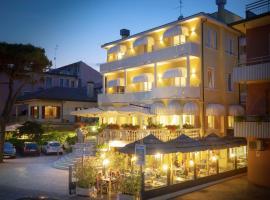 Hotel Le Lampare, hôtel à Caorle