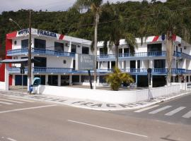 Hotel Fragata, hotel in São Francisco do Sul