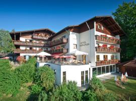 Hotel Bergruh, отель в Фюссене