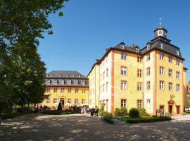 SchlossHOTELGedern, hotel in Gedern