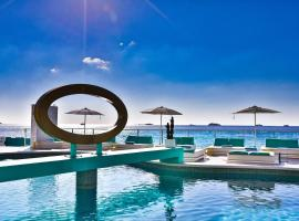 Santos Ibiza - Adults Only, hotel en Playa d'en Bossa