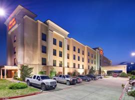 Hampton Inn & Suites Waco-South, hotel in Waco