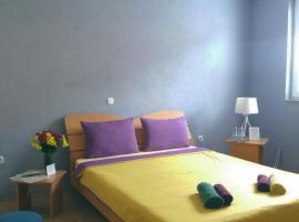 PS Apartments, hotel near Gradishte 1 Beach, Peštani