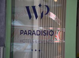 Hotel Paradisio by WP Hotels, hotel in Blankenberge
