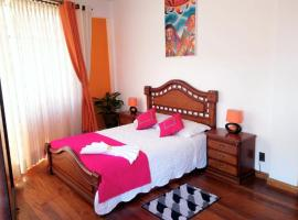 Hotel Avenida, hotel in La Paz