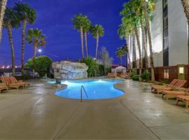 Hampton Inn Tropicana Las Vegas, hotel en Las Vegas