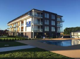 Baltin Apartament, hotel with jacuzzis in Sarbinowo
