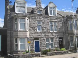 Armadale Guest House, accommodation in Aberdeen