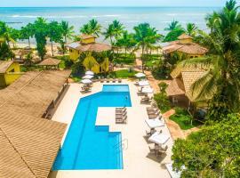 Arraial Bangalô Praia Hotel, hotel in Arraial d'Ajuda