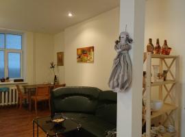 Apartments Terbatas 6/8, puhkemajutus Riias