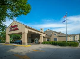 Hampton Inn & Suites New Orleans/Elmwood, hotel near Treasure Chest Casino, Harahan