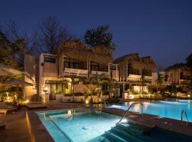 The Gilded Iguana, hotel in Nosara