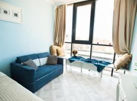 Apartment Raushen Prestige with sea view, family hotel in Svetlogorsk
