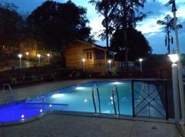 Cozywoods Hill Resort, hotel near Shri Manguesh Temple, Banastarim