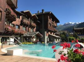 Hotel Relais Des Glaciers, Hotel in der Nähe von: Seilbahn Frachey - Alpe Ciarcerio, Champoluc
