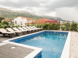 Luxury apartment Paradise, room in Podstrana