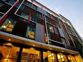 FX Hotel Metrolink Makkasan, hotel near Royal City Avenue, Bangkok