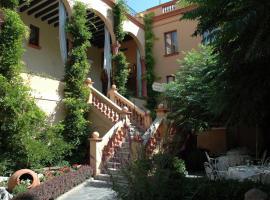 Hotel Andria, hotel a la Seu d'Urgell