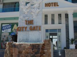 The City Gate Hotel, hotel in Sarandë