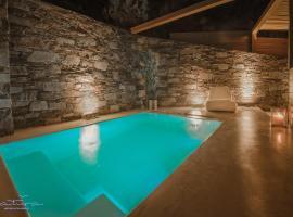 Natura Luxury Boutique Hotel Skopelos, hotel in Loutraki