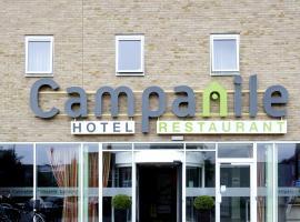 Campanile Hotel Leicester, hôtel à Leicester