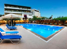 Miramare, hotel in Eretria