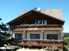 Hoffmanns Hotel Waldfrieden Garni, hotel a Sankt Andreasberg