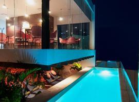 Hotel Morgana by Iter Sensibus, hotel in Playa del Carmen