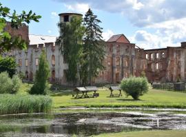 Ferienwohnung Schlossidylle, Ferienwohnung in Dargun