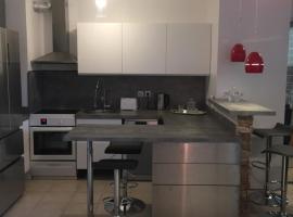 Appartement avec jardin quartier Malbosc, holiday home in Montpellier