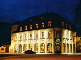 Hotel Victoria, hotell sihtkohas Pärnu