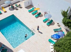 Galaxia Boutique Hotel, hotel in Can Picafort